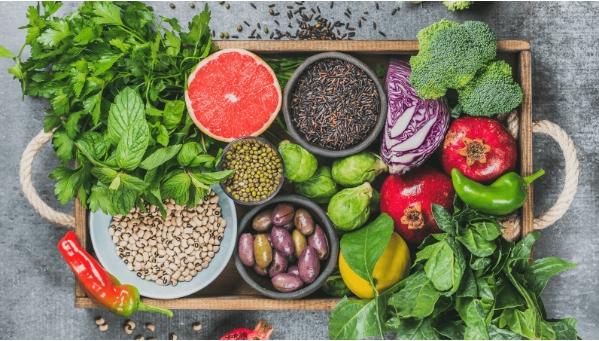 Các nhóm thực phẩm thực dưỡng