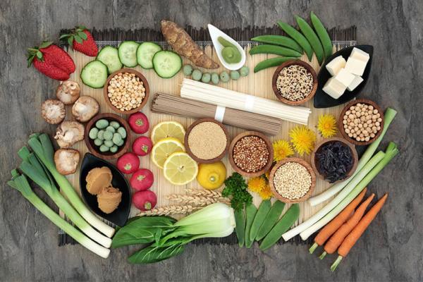 Chế độ thực dưỡng hiện đại