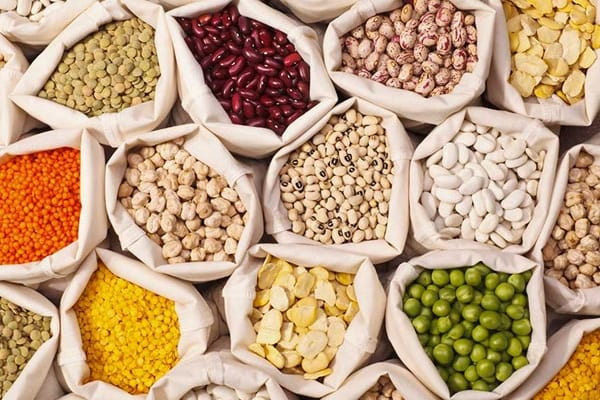 Các loại ngũ cốc trong thực dưỡng