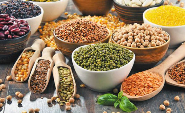 Sử dụng ngũ cốc trong thực dưỡng